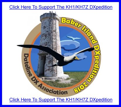 Donate to KH1/KH7Z DXpedition